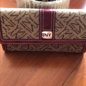 Jones NY wallet. NWOT